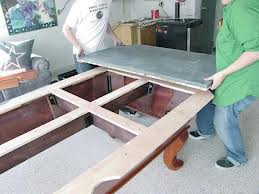 Pool table moves in Augusta Georgia