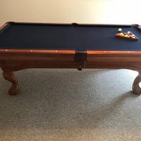 8Ft Olhaussen Pool Table