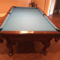 Pool Table - 8' AMF Limited Edition Highland Series Billiards Table