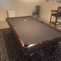 Pool Table and Furniture for Sale