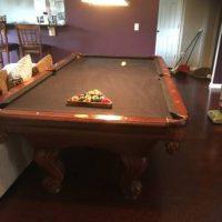 Leisure Bay Billiards Pool Table