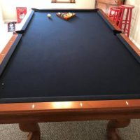 Olhausen Pool Table In Perfect Shape