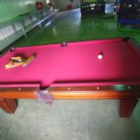 Nice Fischer Pool Table For Sale